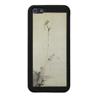 Painting by Miyamoto Musashi, c. 1600's Case For iPhone SE/5/5s