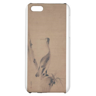 Painting by Miyamoto Musashi, c. 1600's Case For iPhone 5C