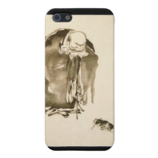 Painting by Miyamoto Musashi, c. 1600's Covers For iPhone 5