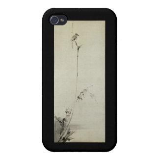 Painting by Miyamoto Musashi, c. 1600's iPhone 4/4S Case