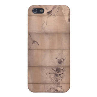 Painting by Miyamoto Musashi, c. 1600's iPhone SE/5/5s Cover