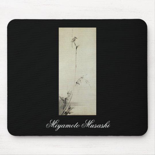 Painting by Miyamoto Musashi, c. 1600s Mouse Pad