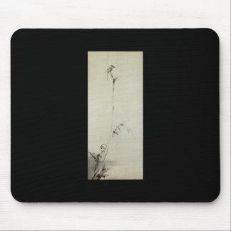 Painting by Miyamoto Musashi, c. 1600's Mouse Pad