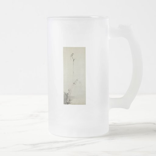 Painting by Miyamoto Musashi, c. 1600's Coffee Mug