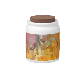 Painting Candy Jars