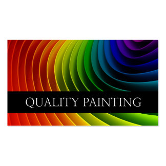 Painting Company Business Card