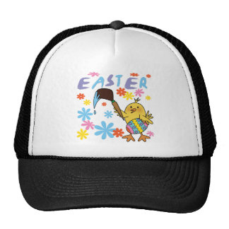 Painting Easter Eggs T-shirts and Gifts Trucker Hat