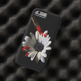 Painting Flowers Tough iPhone 6 Case