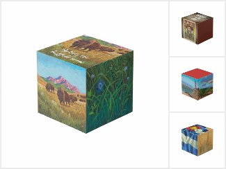 Painting for Life® Paper Weights