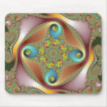 Painting - Fractal Art Mouse Pad