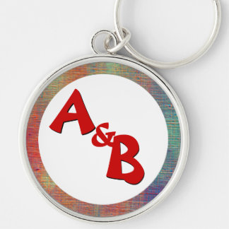 Painting Keychain