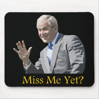 Painting-Miss Me Yet? Mouse Pad