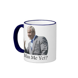 Painting-Miss Me Yet? Ringer Mug