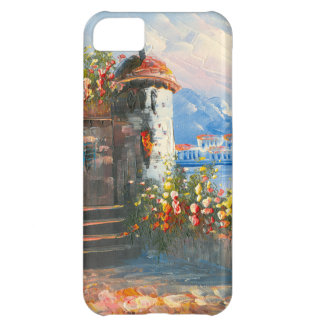 Painting Of A Fancy European Villa iPhone 5C Cover