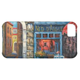Painting Of A French Restaurant Case For iPhone 5C