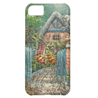 Painting Of A Gated Country Home iPhone 5C Cases