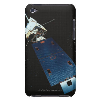 Painting of a Weather Satellite Case-Mate iPod Touch Case