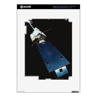 Painting of a Weather Satellite Skin For iPad 3