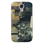 Painting of an Interior at Rue Carcel - 1881 Samsung Galaxy S4 Cases