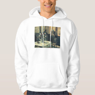 Painting of an Interior at Rue Carcel - 1881 Hoodie