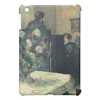 Painting of an Interior at Rue Carcel - 1881 iPad Mini Covers