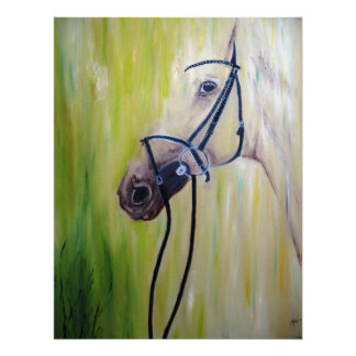 Painting of Horse Poster and Prints