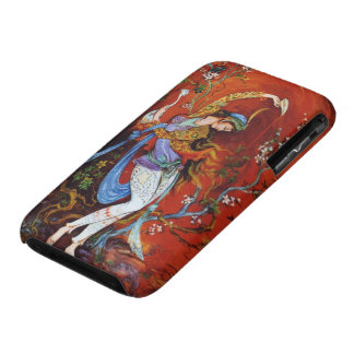 Painting Persian Girl Pouring wine from jug iPhone 3 Case