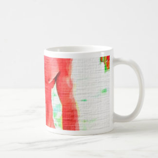 Painting:  Piering Eyes Coffee Mug