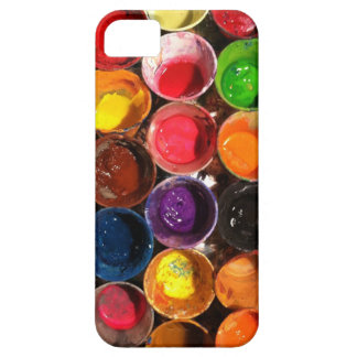 Painting pots iPhone 5 cover