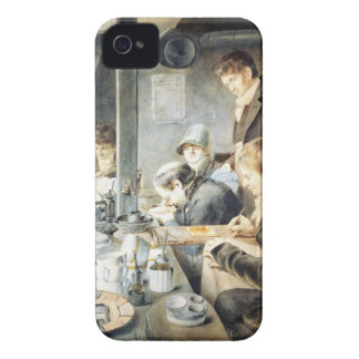 Painting Room of Mr. Baxter, No. 1 Goldsmith Stree Case-Mate iPhone 4 Cases