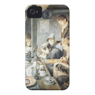 Painting Room of Mr. Baxter, No. 1 Goldsmith Stree iPhone 4 Case-Mate Case