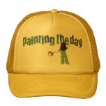 Painting the Day Hat