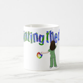 Painting the Day Mug