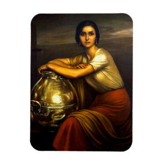 """Painting """"the Fuensanta"""" Julio Romero de Torres Magnet"""