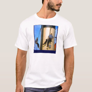 Painting the mast T-Shirt