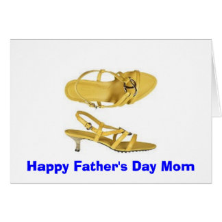 Painting Toe Nails for Father's Day? Greeting Card