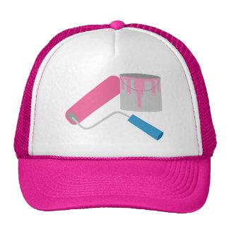 Painting Trucker Hat