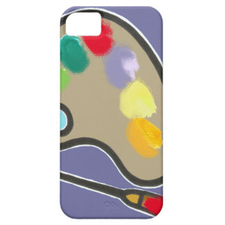 painting - visual arts iPhone 5 cover