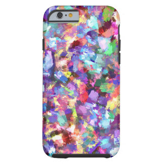 Painting With Color Tough iPhone 6 Case