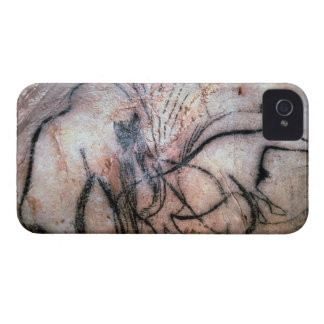Paintings depicting mammoth and cattle, from the C iPhone 4 Case-Mate Case