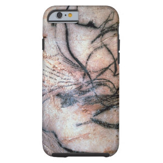 Paintings depicting mammoth and cattle, from the C Tough iPhone 6 Case