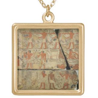 Paintings from the Tomb of Metjetji, from Saqqara, Pendant