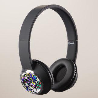 Paints Spots Headphones