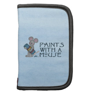 Paints with a Mouse Planners