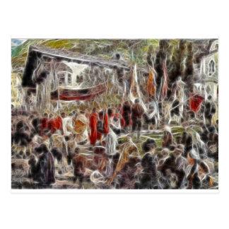 Paintz1 Postcard