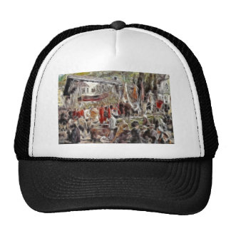 Paintz1 Trucker Hat