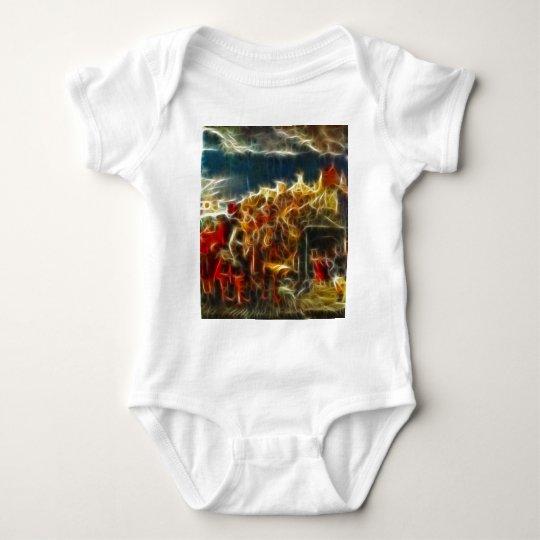 Paintz2 Baby Bodysuit