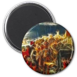 Paintz2 Fridge Magnets