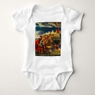 Paintz2 Infant Creeper