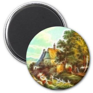 Paintz3 2 Inch Round Magnet